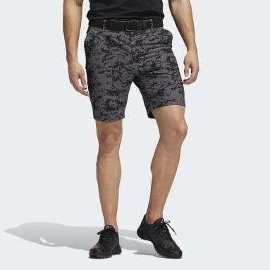 Men's Golf Black Ultimate365 Camo Shorts