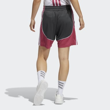 Women's Basketball Grey 365 Women in Power Shorts