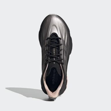 Kvinder Originals Grå OZWEEGO Celox sko