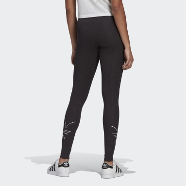 Dames Originals Zwart R.Y.V. Legging