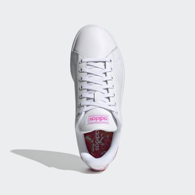 Dames Tennis Wit Advantage Schoenen