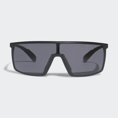 Padel Tennis Black Sport Sunglasses SP0004