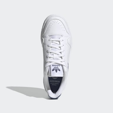 Youth 8-16 Years Originals White NY 90 Shoes