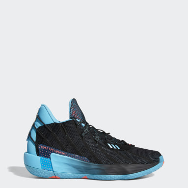 Zapatillas Dame 7 (UNISEX) Negro Basketball