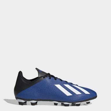 Calzado de Fútbol X 19.4 Multiterreno Azul Hombre Fútbol