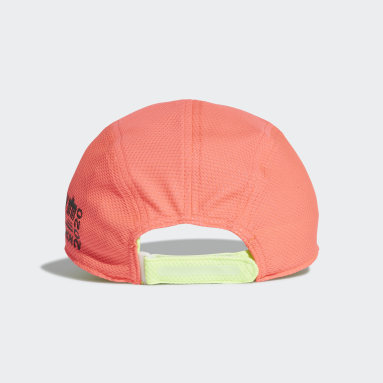 BER M RUN Cap Rosa Running