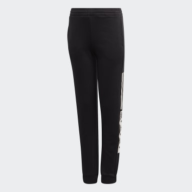 Girls Sportswear Black DMH Pants