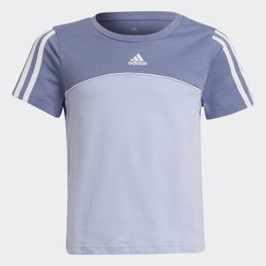 Mädchen Sportswear G CB T Lila