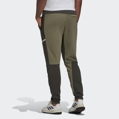 Men Sportswear Green adidas Z.N.E. AEROREADY Pants