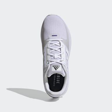 Tenis Runfalcon 2.0 Blanco Hombre Running