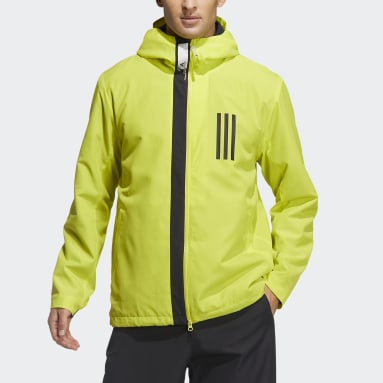 Men's Sportswear Yellow adidas W.N.D. Jacket