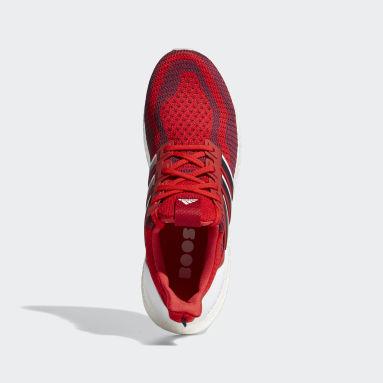 Men's Running Red Ultraboost DNA 2.0 x Jalen Ramsey Shoes