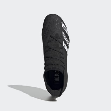 Football Black Predator Freak.3 Turf Boots