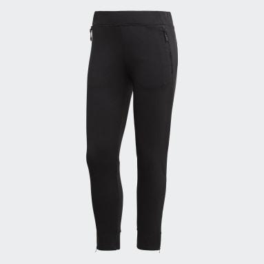 Women Sportswear Black ID Glory 7/8 Skinny Joggers