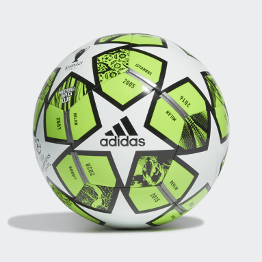 Men Football Green Finale 21 20th Anniversary UCL Club Ball