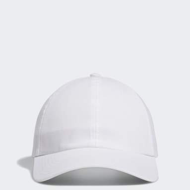 Cappellino Heathered Crestable Bianco Donna Golf