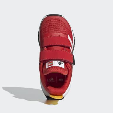 Bebek Koşu Kırmızı adidas x LEGO® Sport Ayakkabı
