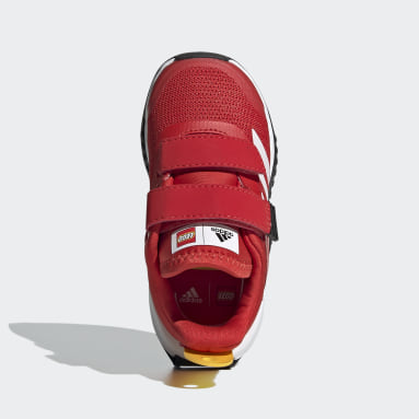 Deti Beh červená Tenisky adidas x LEGO® Sport