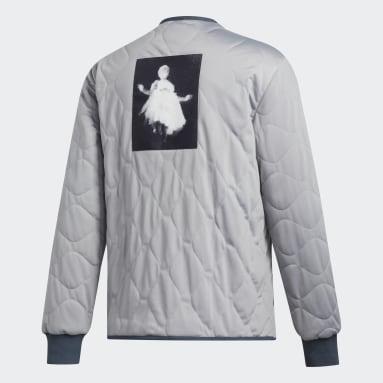 Mænd Originals Grå FA Liner jakke