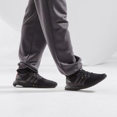 Heren Sportswear grijs Broek