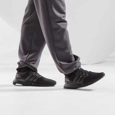 Männer Sportswear Hose Grau