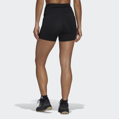 Women TERREX Black Terrex Multi Primeblue Shorts