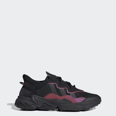Originals สีดำ รองเท้า OZWEEGO