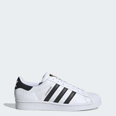 Men Originals White Superstar Vegan Shoes