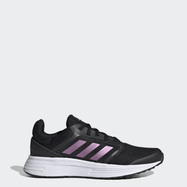Women Running Black Galaxy 5 Shoes