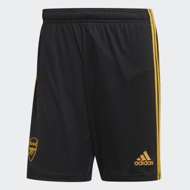 Men Football Black Arsenal Third Shorts
