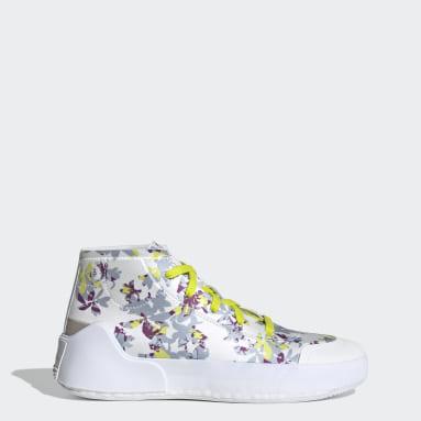белый Высокие кроссовки для фитнеса adidas by Stella McCartney Treino