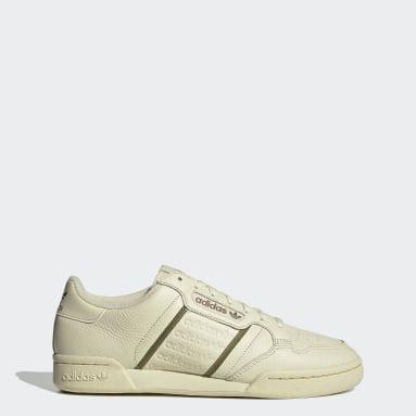 Originals Gul Continental 80 sko
