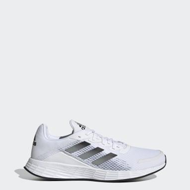 Men Running White Duramo SL Shoes