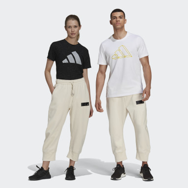 Sportswear White Parley Sweat Pants (Gender Neutral)