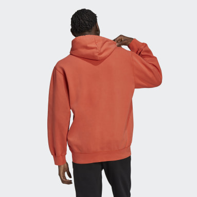 Herr Originals Orange Dyed Hoodie