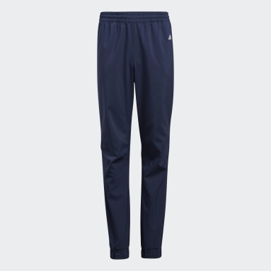 Youth 8-16 Years Golf Blue Primegreen AEROREADY Joggers
