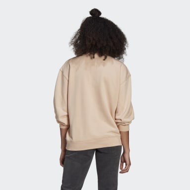 LOUNGEWEAR Adicolor Essentials Sweatshirt Różowy