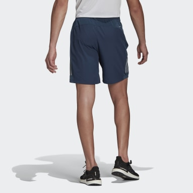 Own the Run Shorts Blå