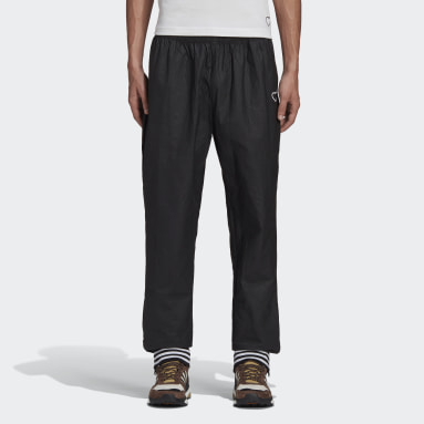 Track pants HM Nero Uomo Originals