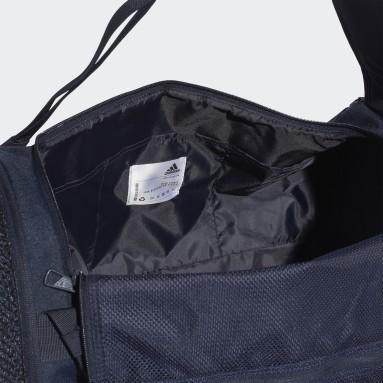 Football Blue Juventus Duffel Bag Medium