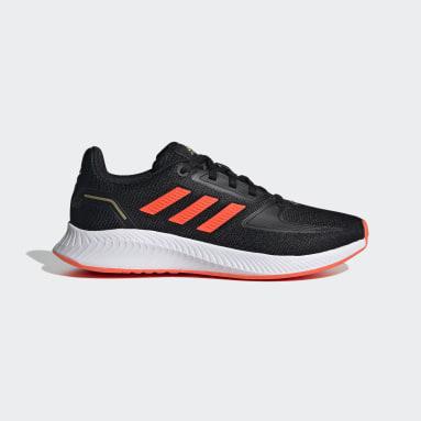Chaussure Runflacon 2.0 Noir Enfants Running