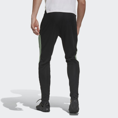Pantalon Manchester United Noir Hommes Football