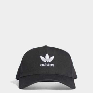 Originals Siyah Adicolor Trucker Şapka