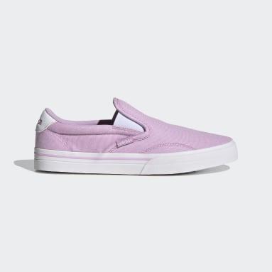 Women Sport Inspired Purple Kurin Shoes