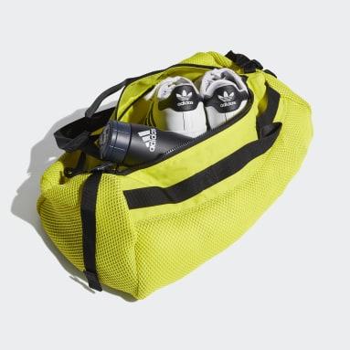 Kadın Training Sarı Sports Mesh Duffel Çanta