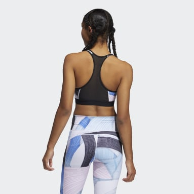 Women Running Multicolor Don't Rest Nini Sum Training Bra