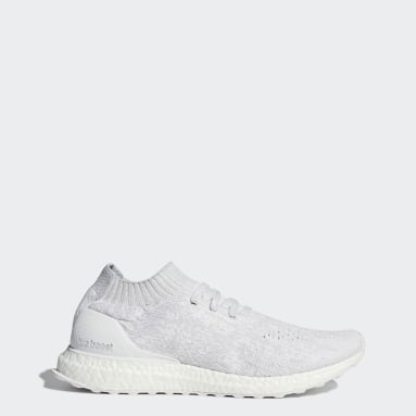 Buty UltraBOOST Uncaged Shoes Bialy