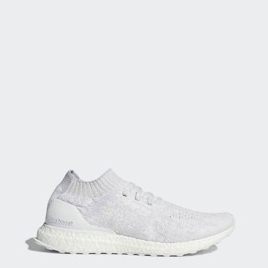Sapatos UltraBOOST Uncaged Branco Homem Running