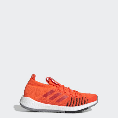 Chaussure Pulseboost HD Orange Adolescents Course