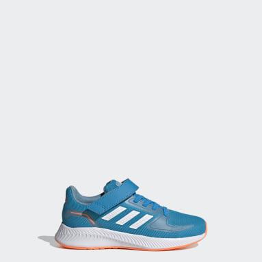 Scarpe Runfalcon 2.0 Blu Bambini Running